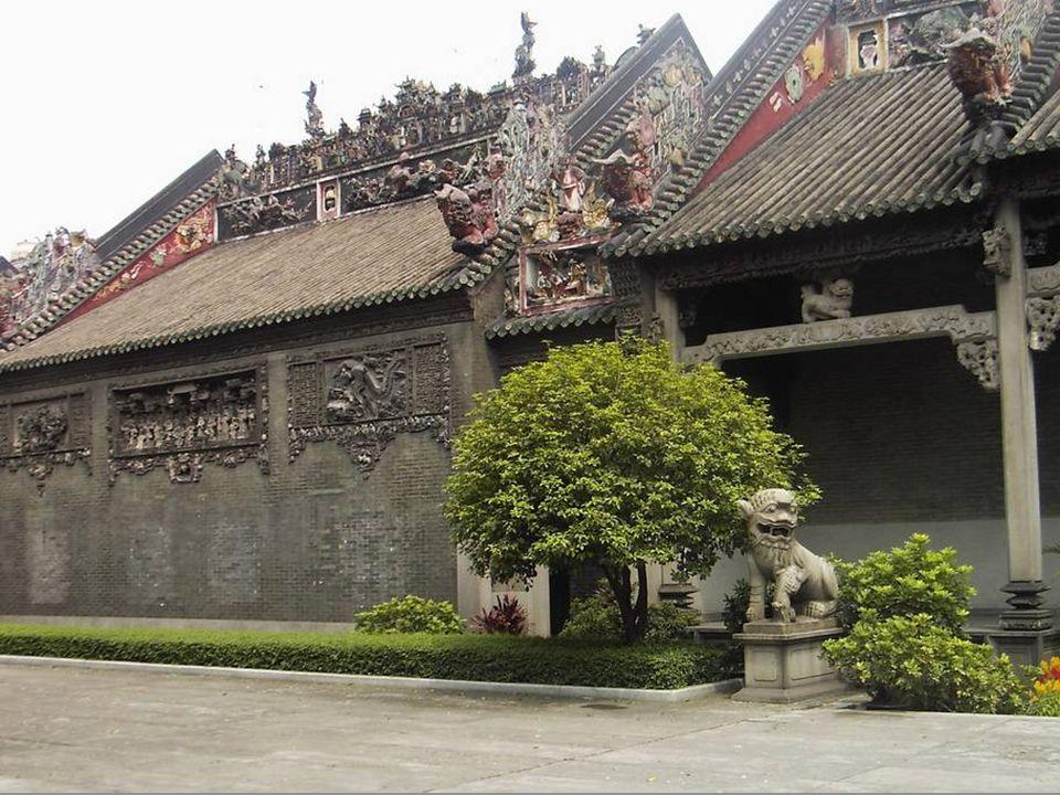 Maison famille Chen Canton: Temple-musée des ancêtres de la famille CHEN