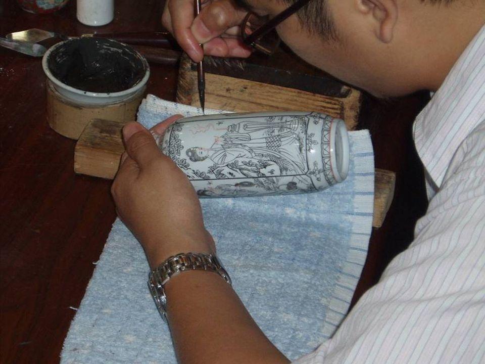 Fabrique porcelaine « Fabrique » de porcelaine