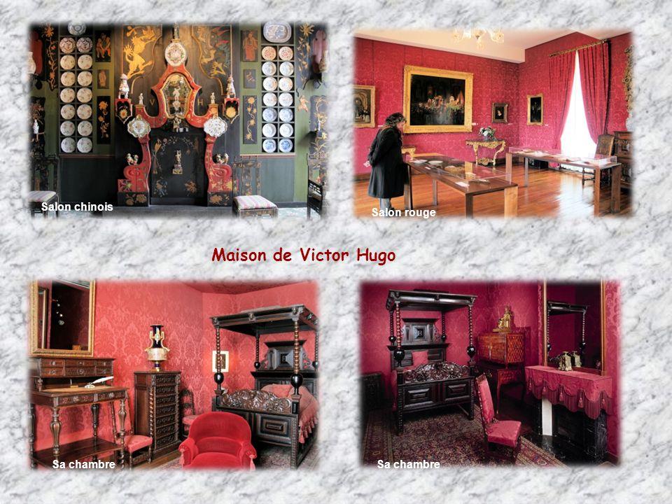 AntichambreSalon du retour dexil Maison de Victor Hugo