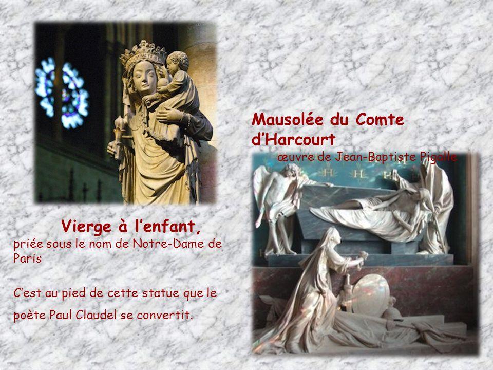 Les orgues sont un des éléments majeurs de la vie liturgique et musicale de la cathédrale et contribuent à la beauté des offices.