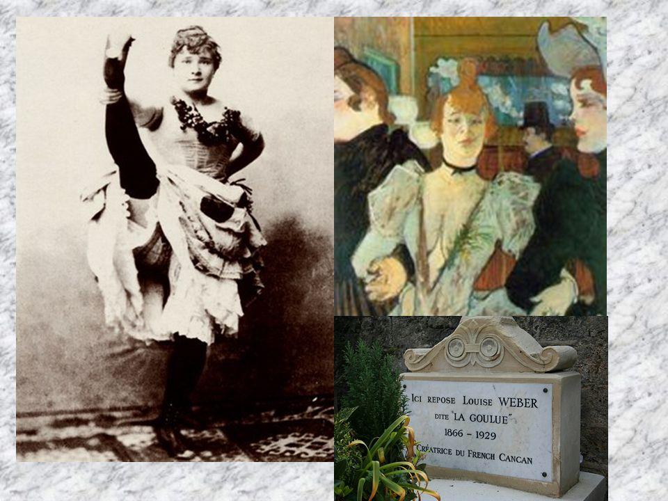 Le Moulin Rouge Cest sans nul doute un des plus célèbres cabarets de Paris avec ses danseuses de French-cancan.