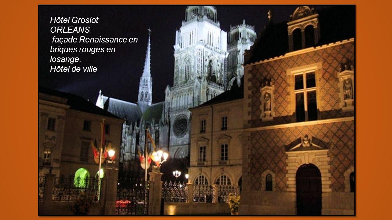 Parlement du Dauphiné GRENOBLE styles Renaissance et Gothique (Palais de Justice)