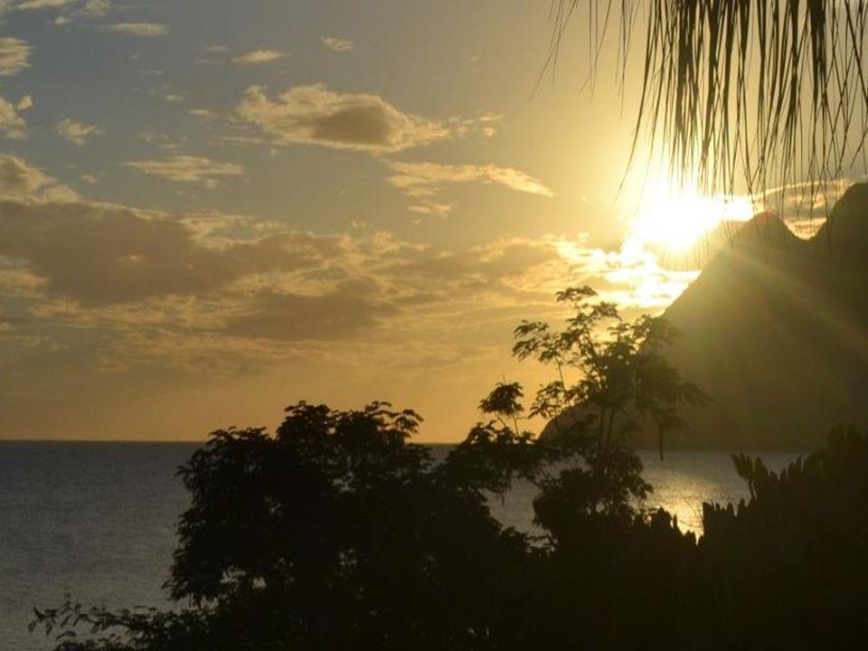 Et les couchers de soleil