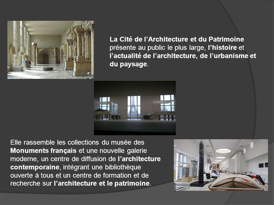 Deuxième journée : Notre parcours Architectural dans les rues de Paris
