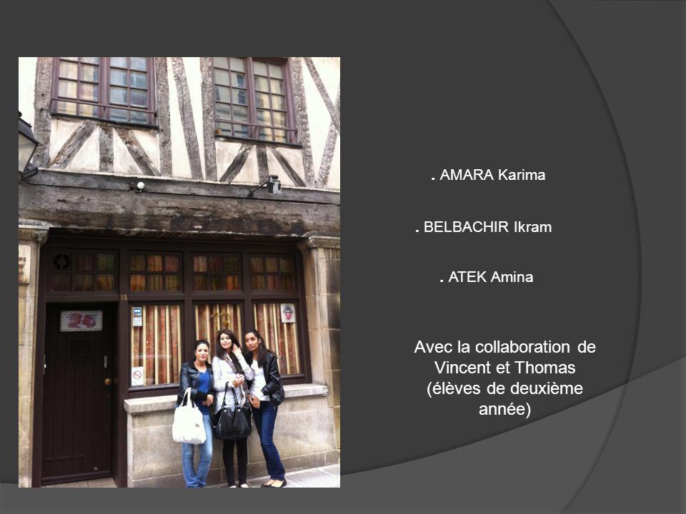 Bâtiment du style Louis XIII 4 rue Aubriot Paris 75004