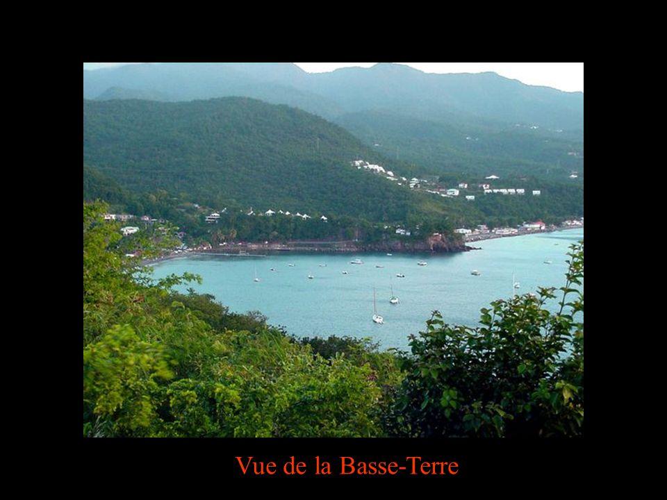 Vue de la Basse-Terre