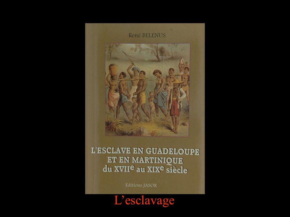 Lesclavage