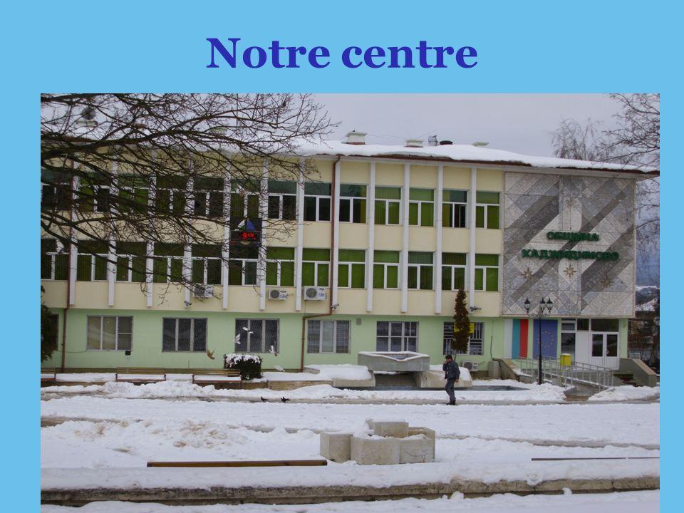 Notre centre