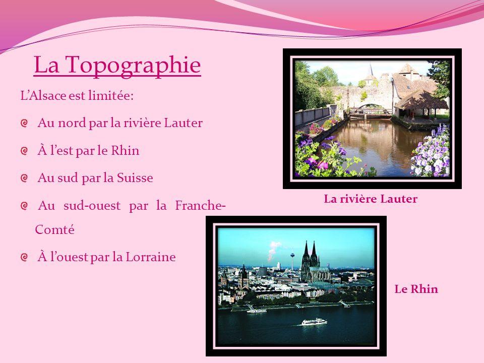 Des Généralités LAlsace est une région culturelle, linguistique, historique, et administrative de lEst de la France.