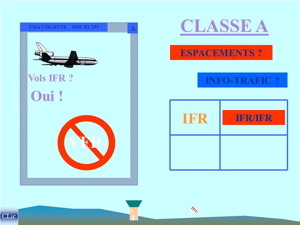 TMA LES MEES 3000 FL 115 CLASSE B B ESPACEMENTS .INFO TRAFIC .