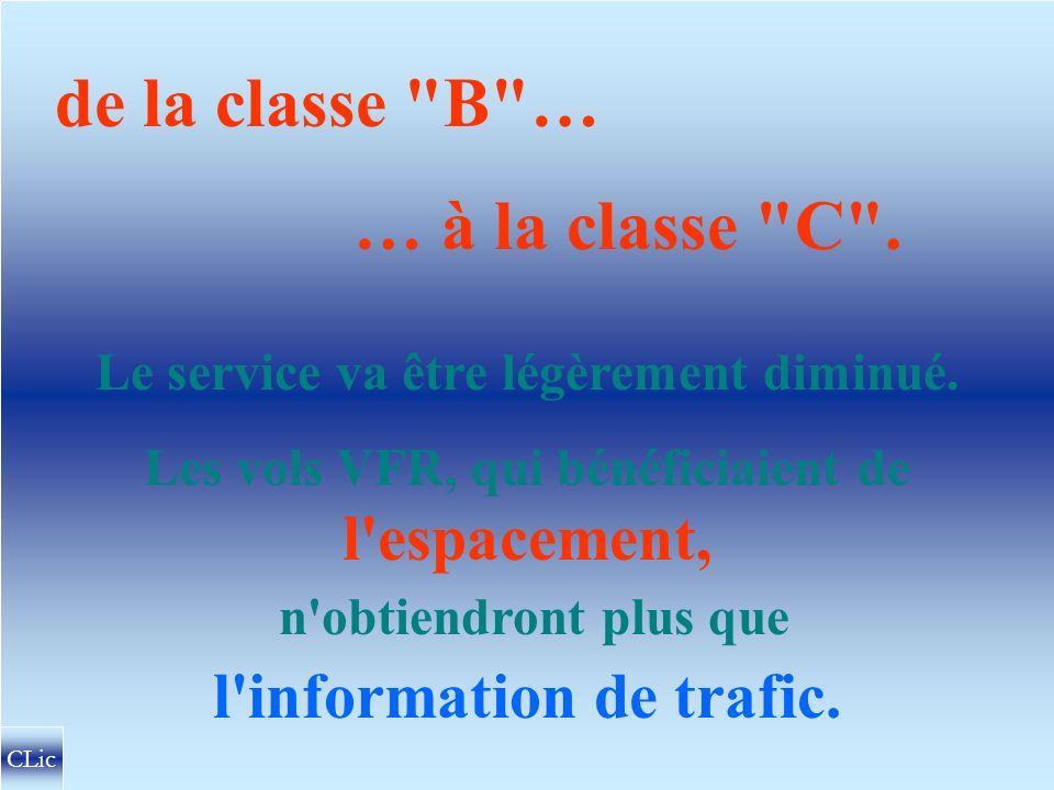 TMA VOLONNE 1500 FL 195 CLASSE A A Vols IFR ? Oui ! IFR IFR/IFR VFR ESPACEMENTS ? INFO-TRAFIC ? CLic