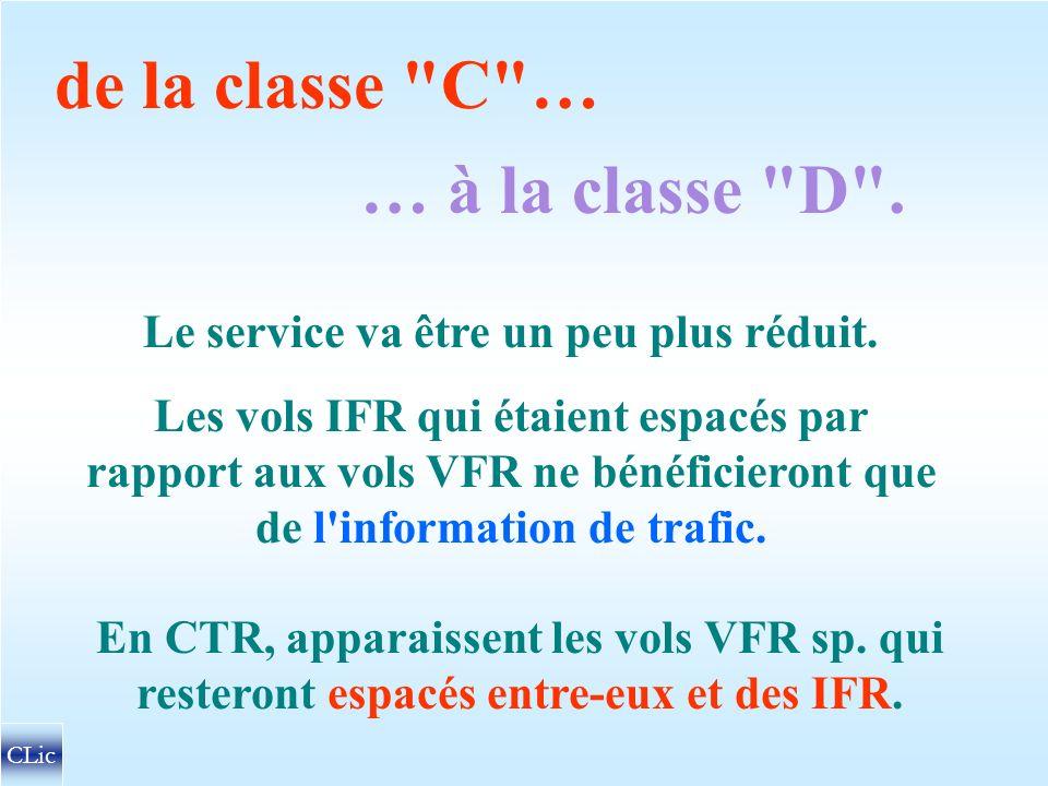 TMA PEYRUIS 2500 FL 75 CLASSE C C Vols VFR ? Oui ! ( avec radio et clairance !) IFR VFR IFR/IFR IFR/VFR VFR/IFR VFR/VFR ESPACEMENTS ? INFO-TRAFIC ? Vo