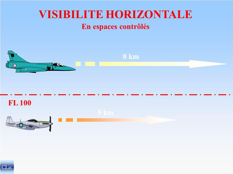 CONDITIONS VMC EN ESPACES B CDE CONTRÔLÉS * * L'espace
