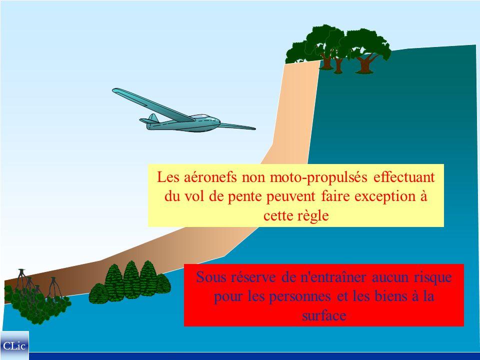 150 m HAUTEUR MINIMALE DE SURVOL * 150 m au dessus du sol ou de l eau * À une distance de 150 m : de toutes personnes ; véhicules, navires ; obstacles artificiels.
