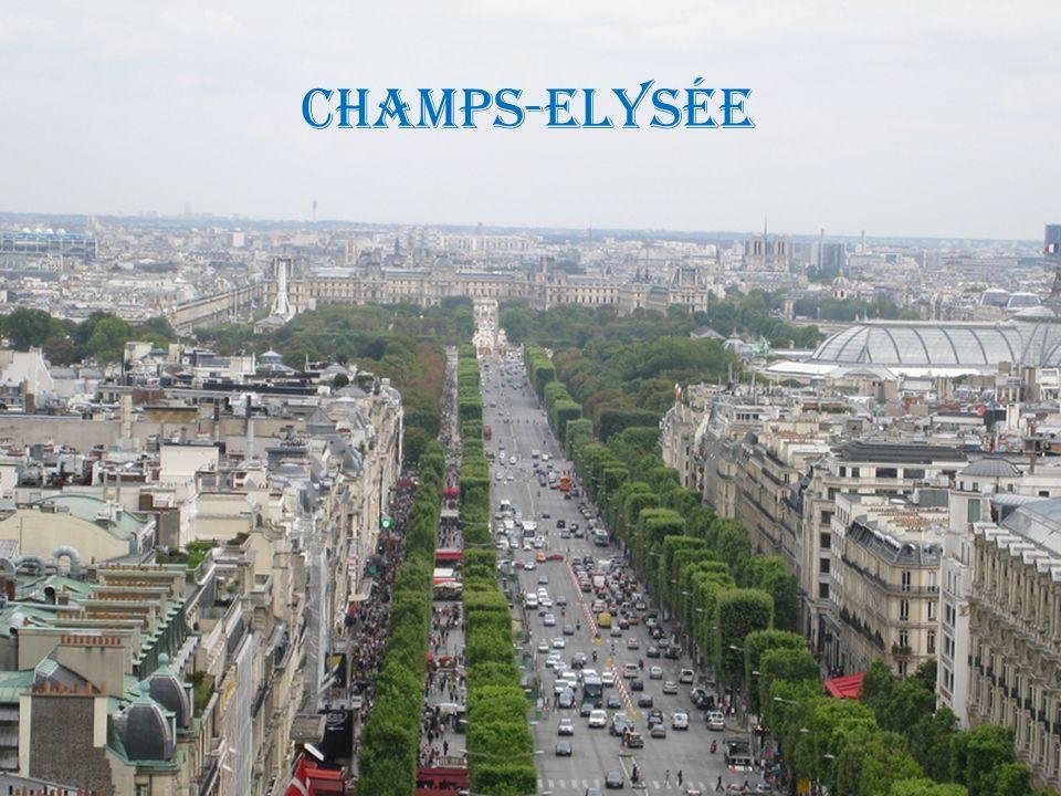 Champs-Elysée