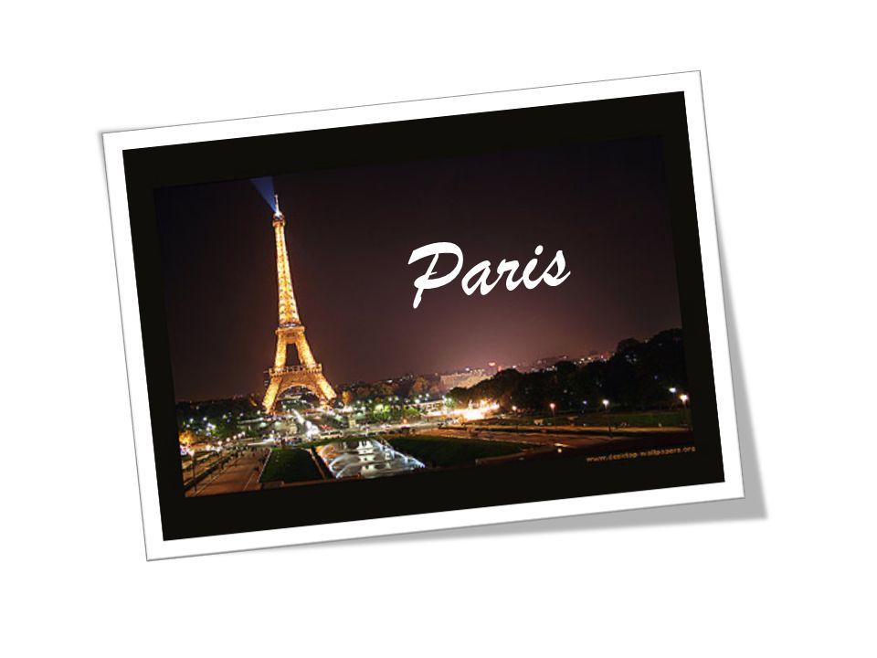 Nous sommes allés à Nantes. Nous avons pris un TGV pour Paris. 1 Juin 2010 11:00