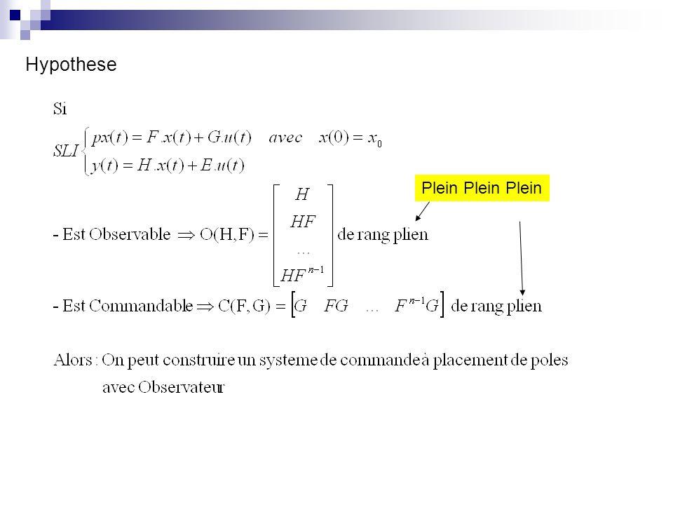 Hypothese Plein Plein Plein