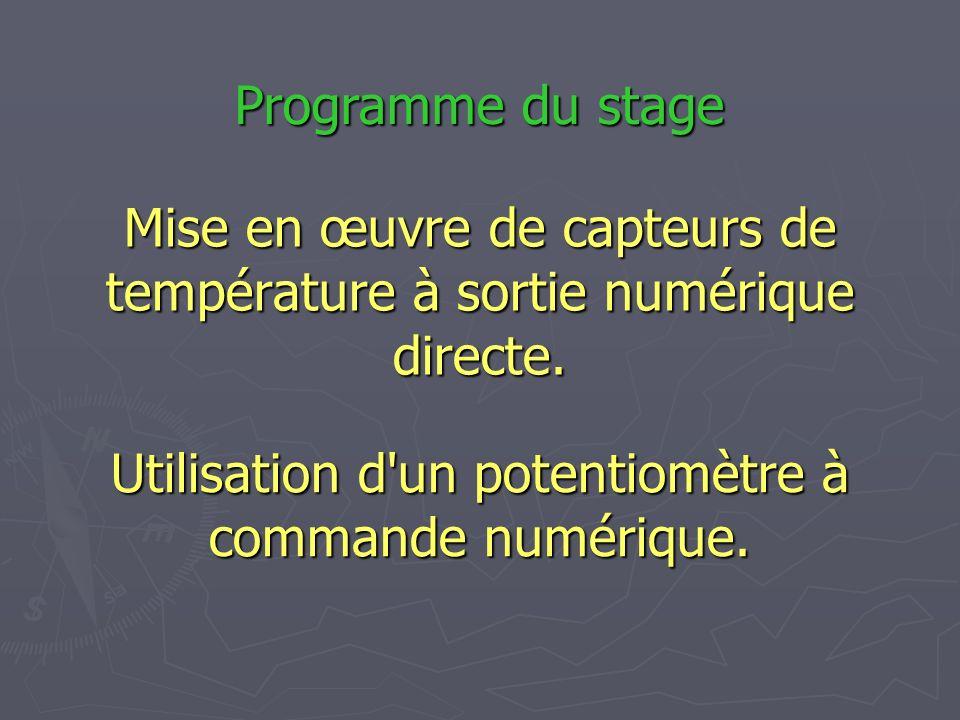 3- Réalisation d un programme de feux tricolores (suite et fin) Faire un double clic sur le bouton de commande, on se retrouve alors dans VBA avec le programme vide CommandButton1_Click (vide) à compléter entre Private Sub et End Sub: Faire un double clic sur le bouton de commande, on se retrouve alors dans VBA avec le programme vide CommandButton1_Click (vide) à compléter entre Private Sub et End Sub: Private Sub CommandButton1_Click() OPENCOM ( COM2,1200,N,8,1 ) Initialisation port com RTS 1 allumage du rouge DTR 0 TXD 0 tempo = ScrollBar1.Value * 100 tempo en 10° de secondes -> ms TIMEINIT For n = 1 To 5 5 cycles d allumage des feux tricolores While TIMEREAD ms TIMEINIT For n = 1 To 5 5 cycles d allumage des feux tricolores While TIMEREAD < (10 * n - 5) * tempo attente 5*tempo Wend RTS 0 DTR 0 TXD 1 vert While TIMEREAD < (10 * n - 1) * tempo attente 4*tempo Wend RTS 0 DTR 1 orange TXD 0 While TIMEREAD < (10 * n) * tempo attente 1*tempo Wend RTS 1 rouge DTR 0 TXD 0 Next n CLOSECOM End Sub Revenir à Excel, désactiver le mode création, brancher la maquette et tester le programme.