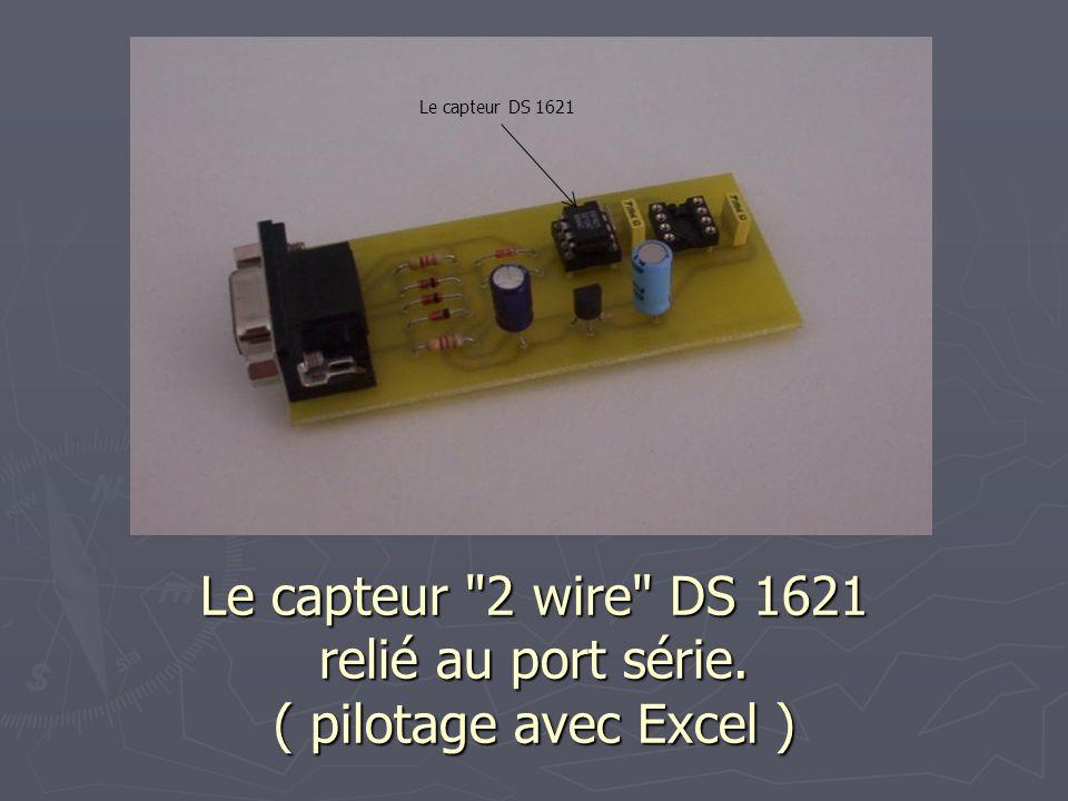 2.1. Les capteurs de température numériques 2. 1.