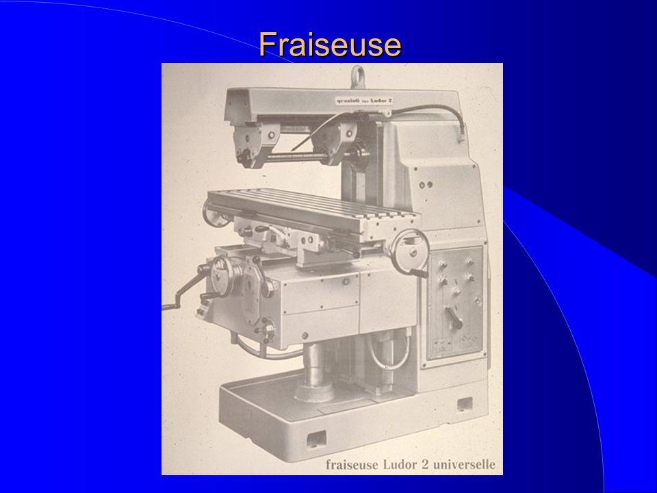 Fraiseuse