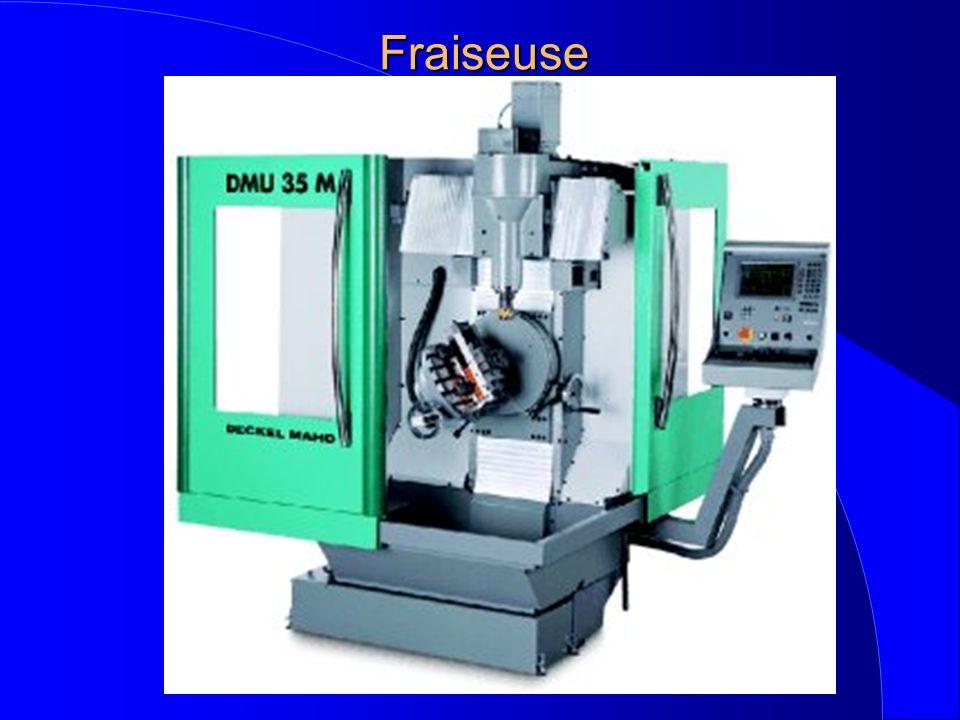 La machine transfert C est l opération la plus longue qui fixe la cadence du transfert.