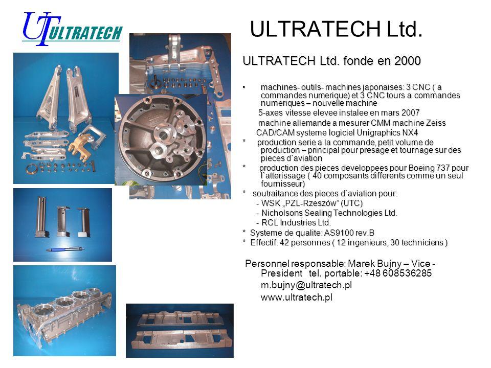 ULTRATECH plus Ltd.ULTRATECH plus Ltd.