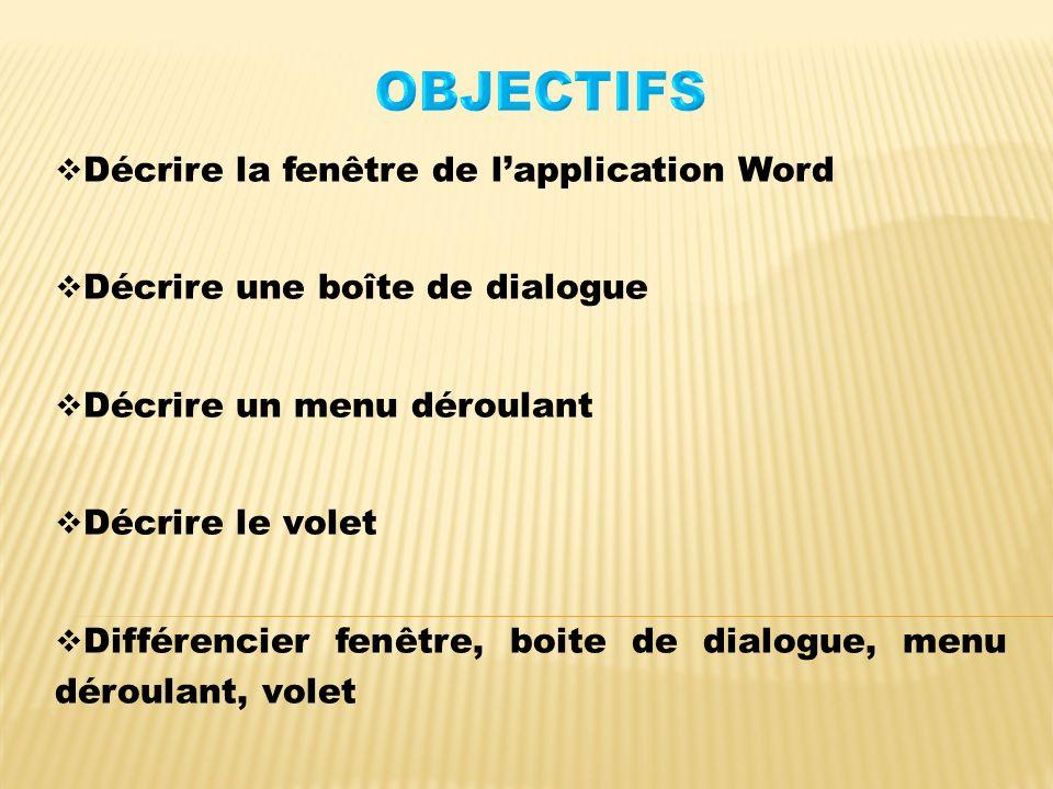 Un PC avec Word 2007/Étudiant Prendre de notes Exécuter les actions, Répondre aux questions