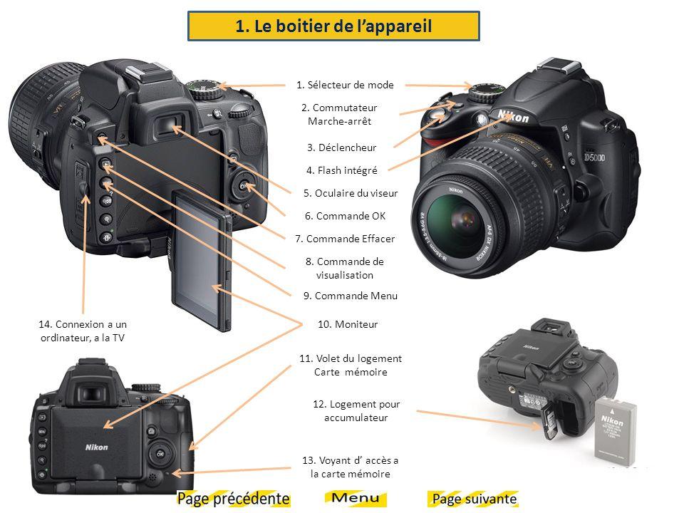 Flash Speedlight SB-600 Câble USB UC-E6 Chargeur daccumulateur Carte mémoire Câble audio- vidéo 2.