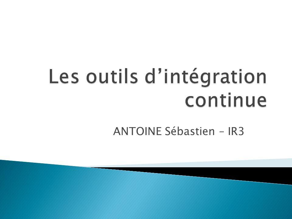 ANTOINE Sébastien – IR3