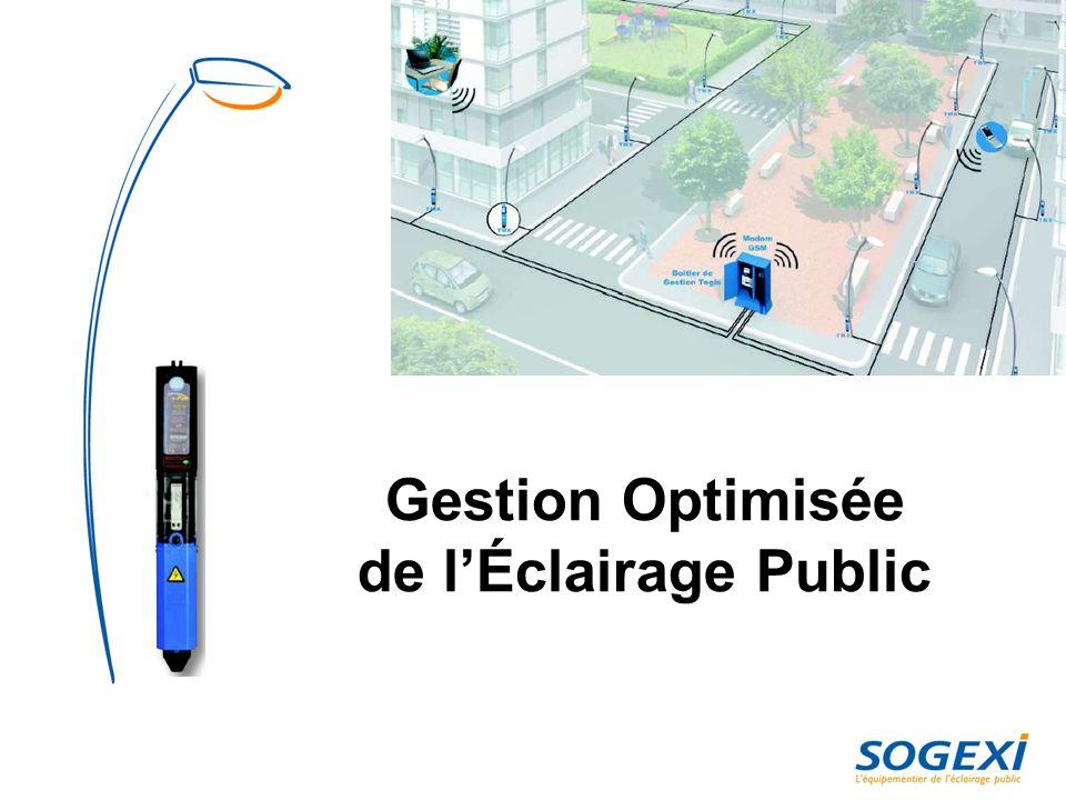 Eclairage Public Loffre actuelle propose plusieurs niveaux de solutions et déconomies associées .