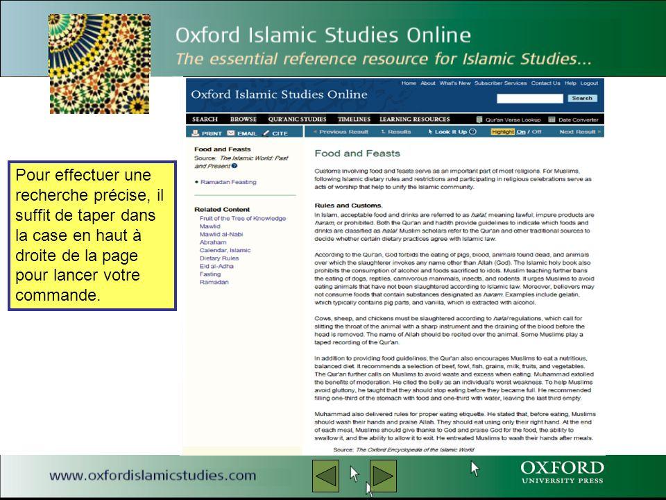Vous pouvez rechercher les versets dans deux différentes traductions du Coran rapidement et facilement.