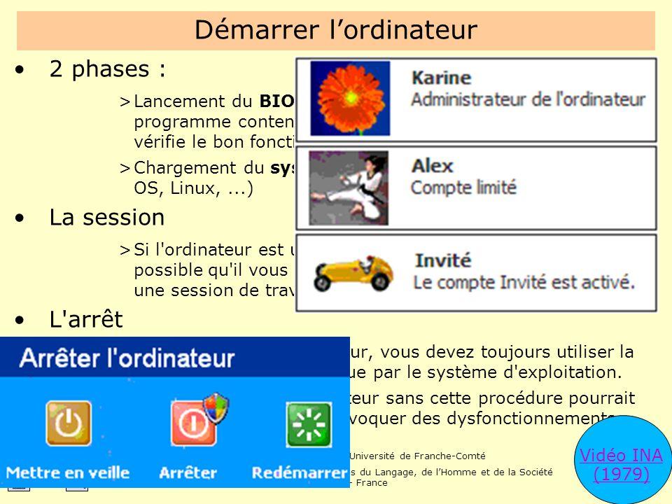 Jacques Cartier, enseignant à lUniversité de Franche-Comté Unité de Formation et de Recherche - Sciences du Langage, de lHomme et de la Société Besançon - France Les connexions sans fil Le Wi-Fi est une technologie de réseau local sans fil à haut débit.