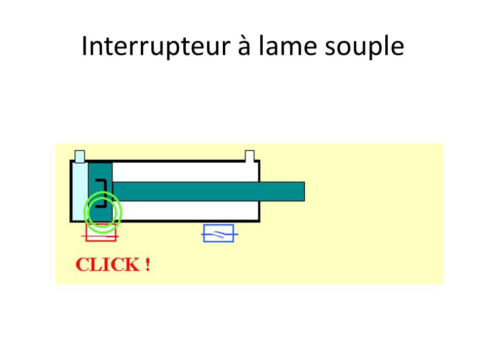 Objet à détecter Lobjet est-il solide .Le contact du détecteur avec lobjet est-il possible .