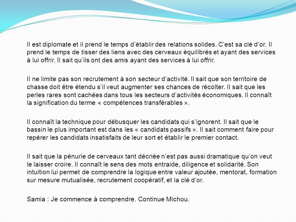 2- Le travail au noir Jean Luc : Si on recommençait à 9, le gouvernement du Québec naurait plus besoin de surveiller le travail au noir.