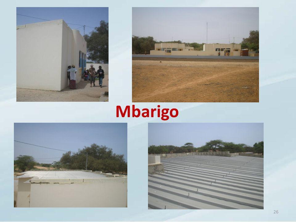 26 Mbarigo