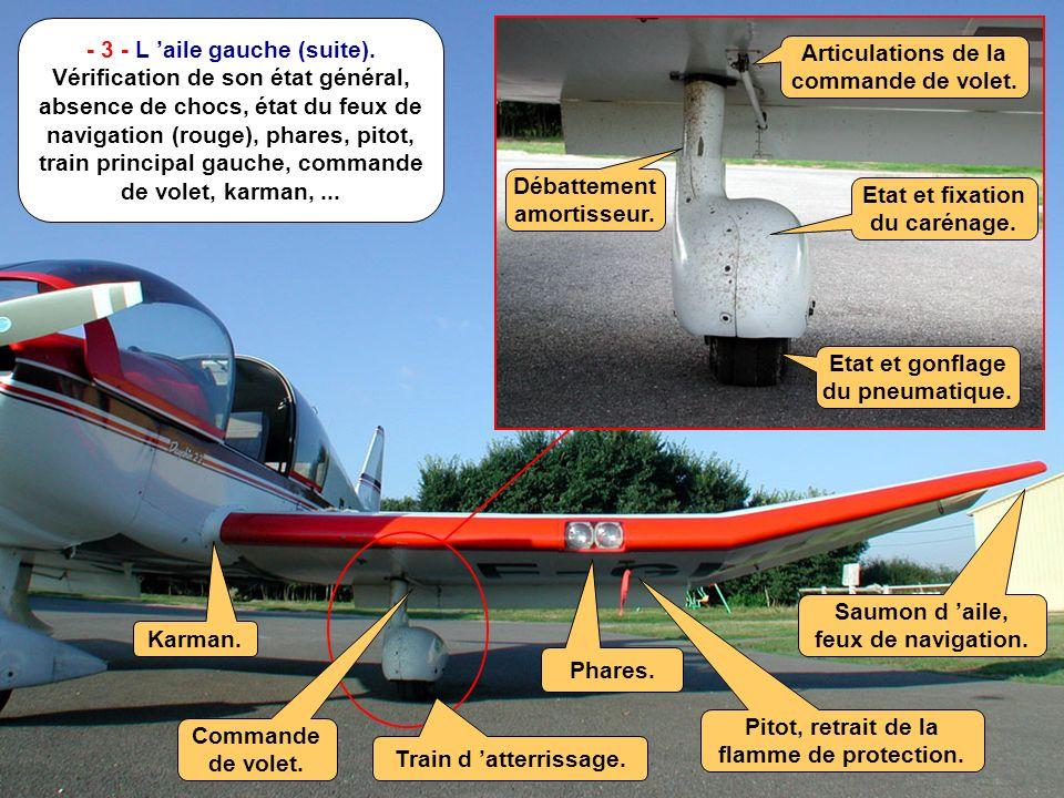 E.S.- Août 2001 M - 5/n - 3 - L aile gauche (suite).
