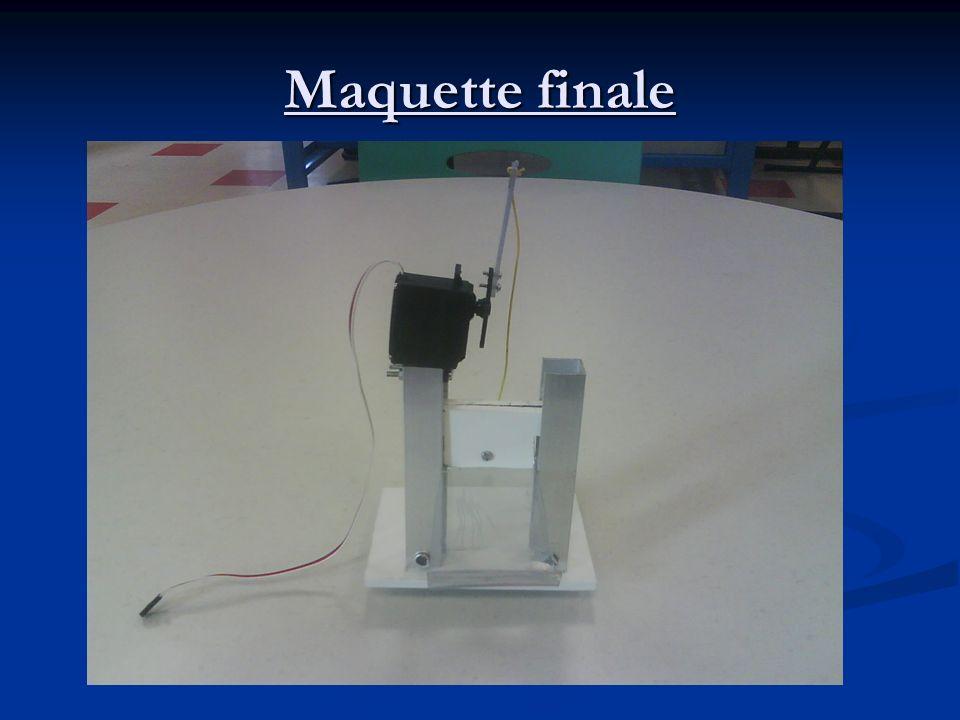 Maquette finale