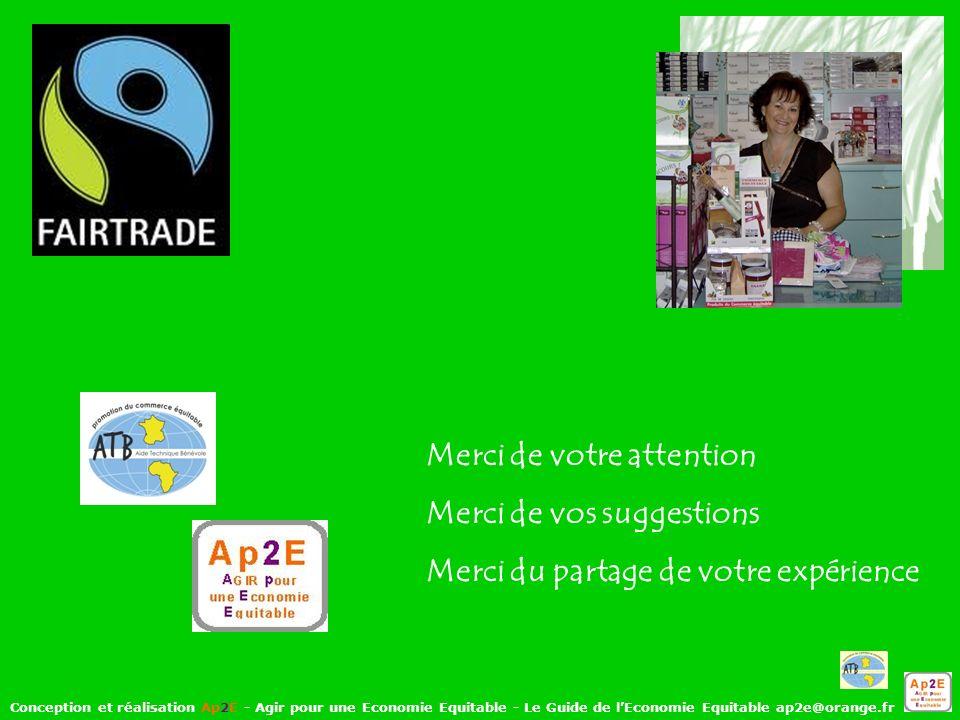 Conception et réalisation Ap2E - Agir pour une Economie Equitable - Le Guide de lEconomie Equitable ap2e@orange.fr Boite à outil - une affiche - la présence de la Fédération départementale