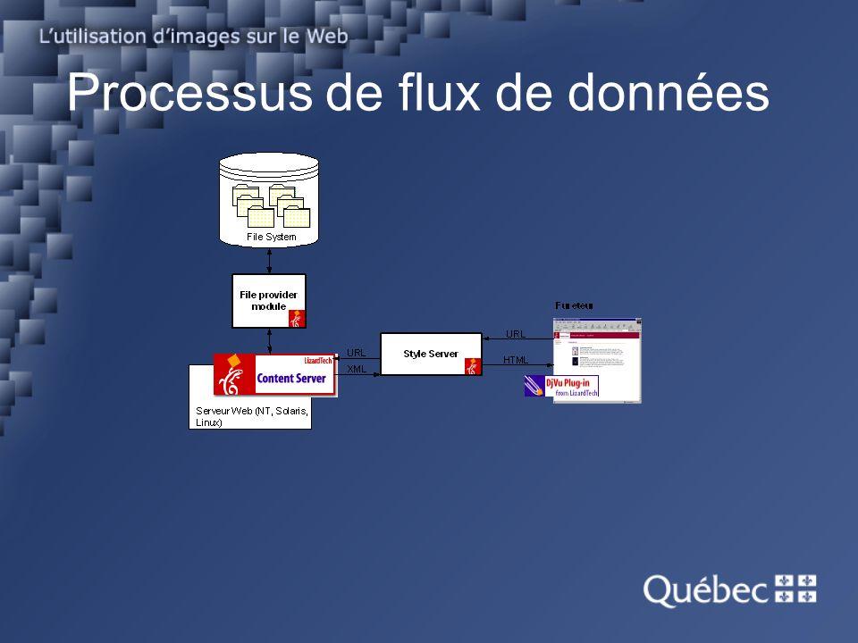 Processus de flux de données
