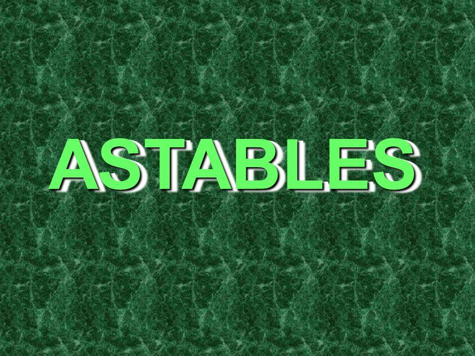 ASTABLESASTABLES