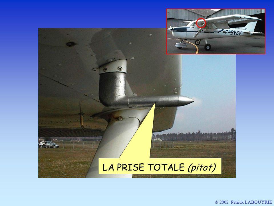 2002 Patrick LABOUYRIE LA PRISE TOTALE (pitot)