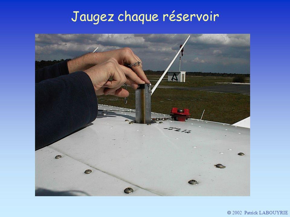 2002 Patrick LABOUYRIE Jaugez chaque réservoir