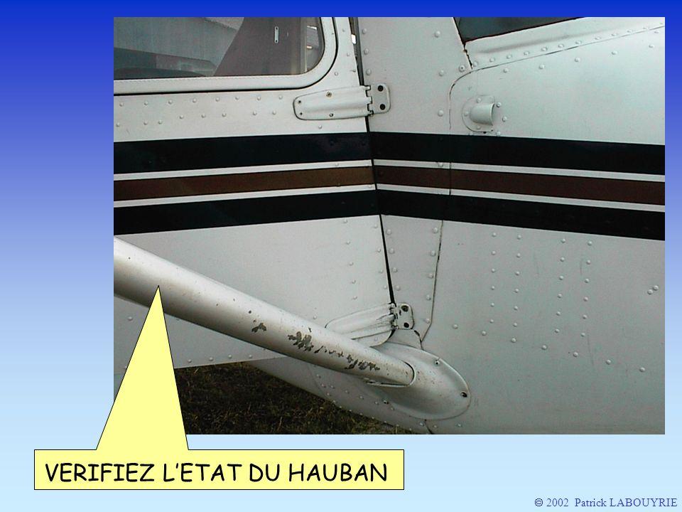 2002 Patrick LABOUYRIE VERIFIEZ LETAT DU HAUBAN
