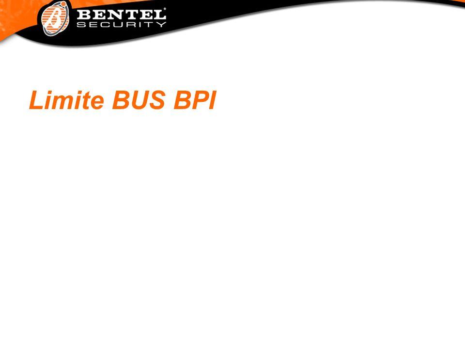 Limite BUS BPI