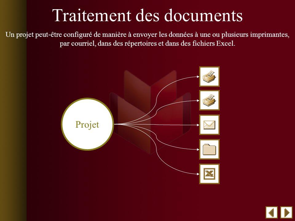 Divers Comment les documents seront-ils imprimés (Ordre de tri).