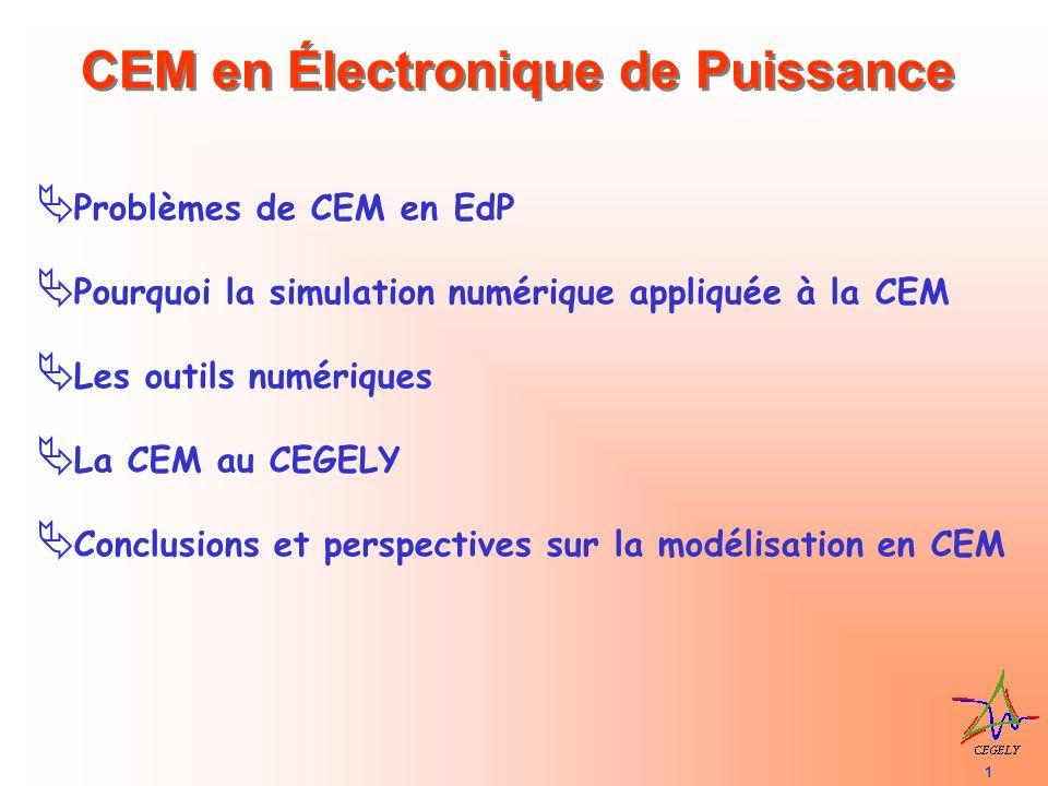 2 Pourquoi de la CEM en EdP .