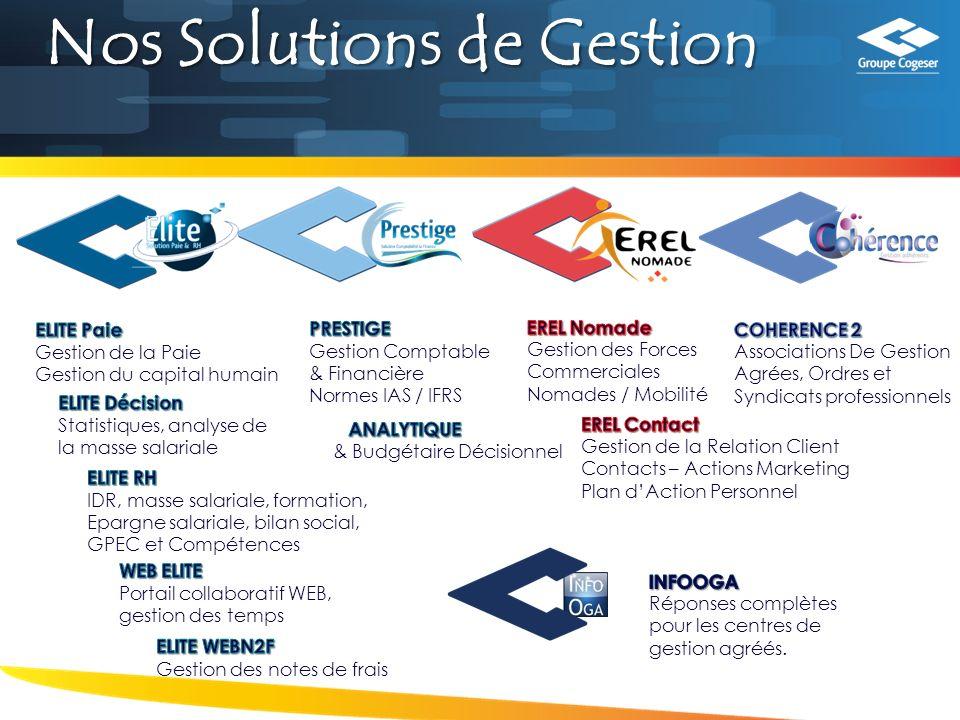 Des solutions pour toutes les entreprises Les Solutions Divalto