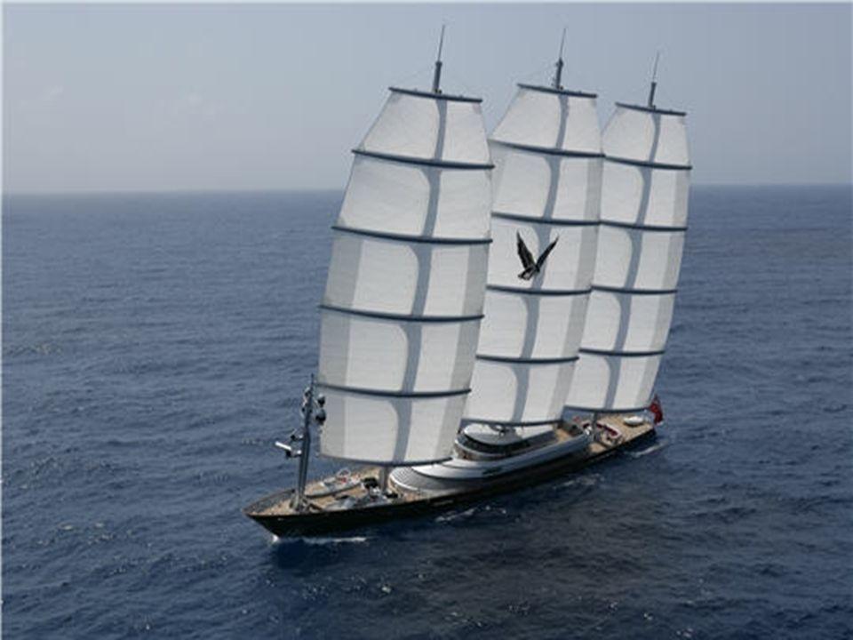 Maltese Falcon, Le yacht à voile révolutionnaire Le Maltese Falcon est le yacht privé le plus incroyable jamais construit. Cest tout dabord le plus gr