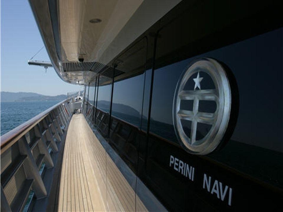 Une nouvelle page dans l'histoire du nautisme Le constructeur italien Perini Navi nhésite pas à parler « dune nouvelle page » dans lhistoire du nautis