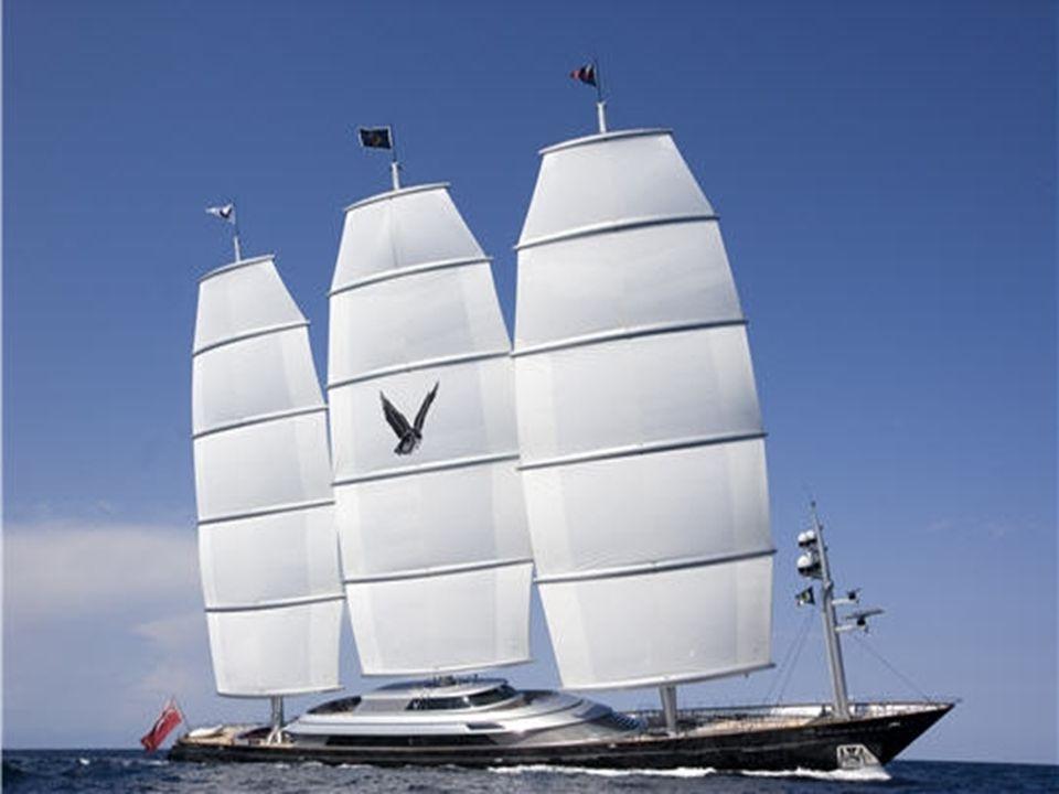 Vitesse de croisière La vitesse maximum atteinte par le voilier est de 24,9 noeuds (46 km/h).